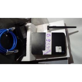 Modem 3g Huawei B260a Entr Antena Rural Novo Na Caixa