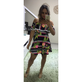 3e3c963d0 Vestido Preto Da Melina Moda Feminina - Vestidos Casuais Femininas ...