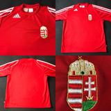 Camisa Seleção Hungria 2007-2008 Home Tam Xs Pp (61x50) 4225f7b9bc04c