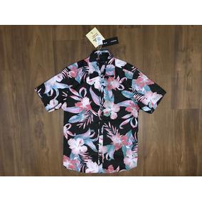 Camisa Botao Volcom Hd Mcd Oakley Camisão Havaiano 2019 Lanç