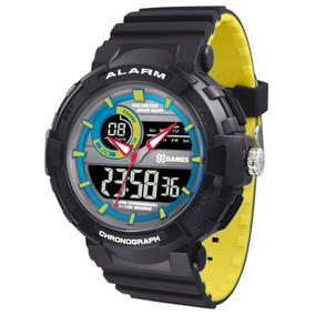 e107f92d793 Relogio X Games Quadrado Amarelo - Relógios De Pulso no Mercado ...