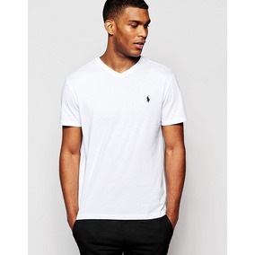 3690914e839a0 Camiseta Polo Ralph Lauren Basica Original Branca L (g)