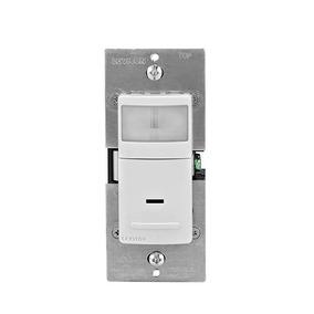Sensor De Ocupacion 180 Vision P/caja 500w-120v Bco Leviton