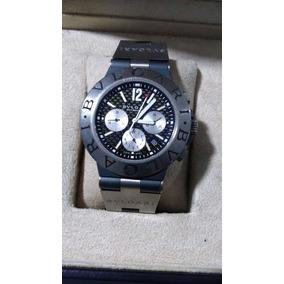 188d62df4c1 Relógio Bvlgari Masculino