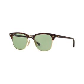 Óculos Ray.ban Masculino feminino Dourado . Imp.usa · Ray Ban Rb3016  Clubmaster Polarizado Lente 51 06e26f08d2