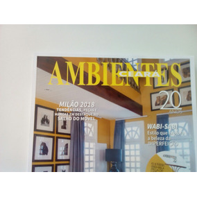 Revista Ambientes Ceara-decor,moda ,design