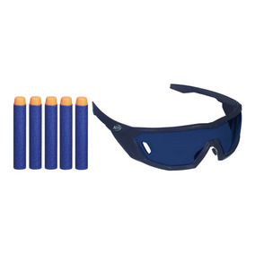 78c2255c615b8 Munição Armas Nerf Colete Camuflado Tático + Óculos Brinde. 2 vendidos ·  Acessório Kit Oculos E Dardos Nerf Elite Vision Gear Hasbro