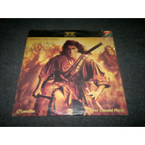The Last Of The Mohicans Pelicula En Formato Laser Disc