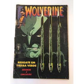 Gibi Wolverine Nº:19 - Antigo