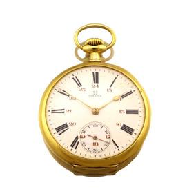 7003cc4da28 Relogio Omega Ferradura Ouro 18k - Relógios no Mercado Livre Brasil