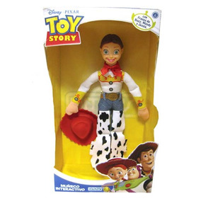 Toy Story Vaquera Jessy Disney Impecable - Muñecos de Toy Story en ... 4bdb4e5c2c9
