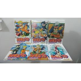 Mangá Naruto Gold 1 Ao 43 Usado
