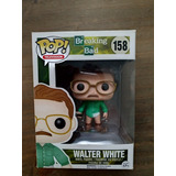 Funko Pop Walter White Nro. 158 Traido De Usa