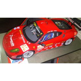 Bbr Ferrari F430 2008 12h De Sebring 2008 1:18 Resina Ltd 50