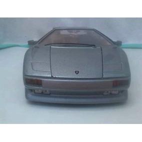Lamborghini Diablo 1990 De Coleccion Marca Burago Scala 1/18