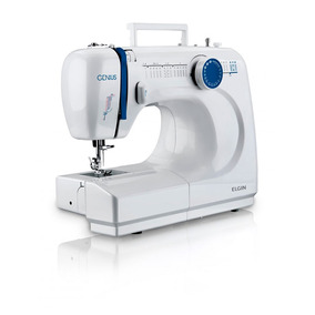 Máquina De Costura Elgin Genius Jx-4000 - 220v