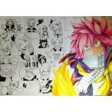 Dibujo Anime Fairy Tail