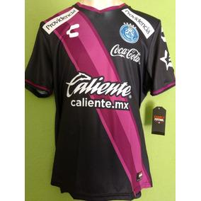 Jersey Playera Franja Puebla Marca Charly Marca Grande 2d4256d6172fd