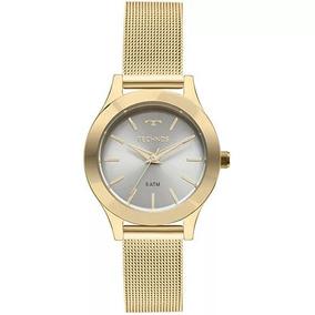 2efb1f23b88 Pulseira Para Relogio Technos Feminino Dourado - Relógios no Mercado ...