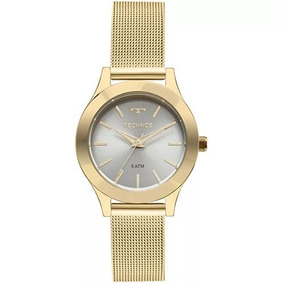 3549d80416f Pulseira Para Relogio Technos Feminino Dourado - Relógios no Mercado ...