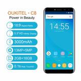 Oukitel C8 5.5 16gb 2gb 13mp 3000mah Galaxy S8 Touchid-dual