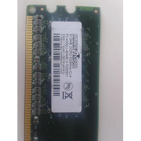 Memoria Markvision Ram 512mb Ddr2 533mhz Pc2-4300u Markvisio