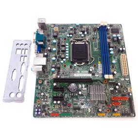 Placa Mãe Lenovo Ih61m Lga 1155 Intel I3 I5 I7 3ª Geração