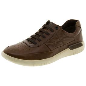 Sapato Social Masculino Tabaco Hoddi Calçados - Calçados a5d882d6e66
