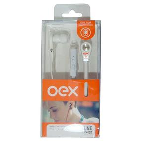 Fone De Ouvido Tune Fn402 Branco - Oex