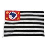 Bandeira Oficial De São Paulo Tam 90x130cm