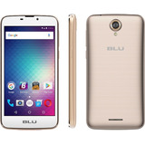 Blu Studio Touch 4g Lte 5 Hd 2gb Ram Huella Protector Funda