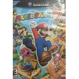 Gamecube Mario Party 7