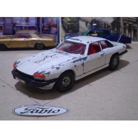 Corgi Toys / Jaguar X J S - O Santo, Gt. Brit. - Esc.1/32 Mt