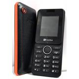 Celular Bmobile K360 Doble Sim,camara, Tecla Grande,musica