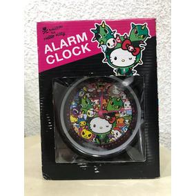 Hermoso Reloj Despertador Tokidoki For Kitty