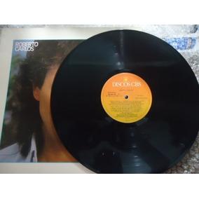 Disco De Vinil Lp Roberto Carlos Verde E Amarelo N0099