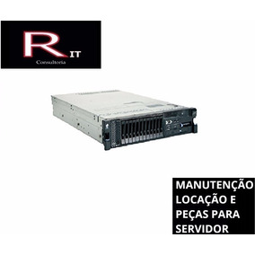 Servidor Ibm X 3650 M2 Quad-core