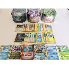 Latas E Cards Pokémon