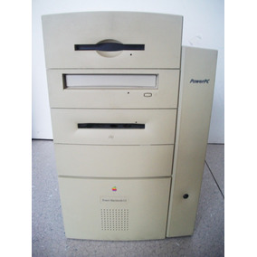Apple Macintosh M4405 1997 Raro Funcionando Sistema Mac Os 9