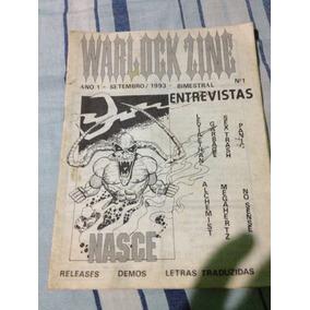 Zine Warlock Super Raro
