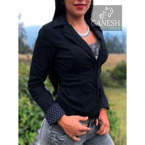 Blazer Mujer Ela - Ropa y Accesorios en Mercado Libre Colombia f9ef166ce381