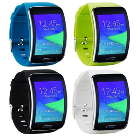 4x Correas Para Galaxy S Gear Reloj Inteligente Samsung R750