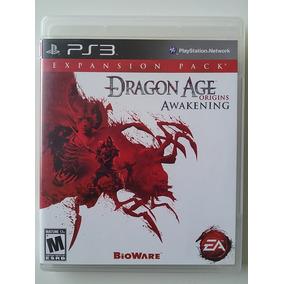 Dragon Age Origins Awakening Ps3 Mídia Física Perfeito