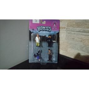 Bonecos Homies - Novo - Jada - Set #3 - Frete Gratis