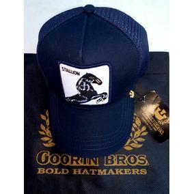 Gorra Goorin Bros Cap 100% Original + Bolsa 2019 433abd2054a