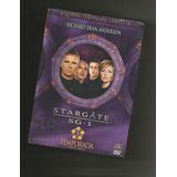 Stargate Sg1 - 5ª Temporada - 5 Dvds Box Lacrado