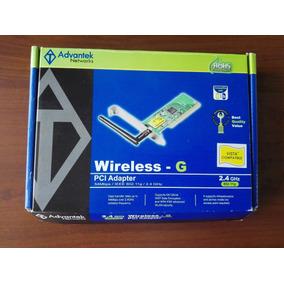 Tarjeta De Red Pci Adapter - Wifi