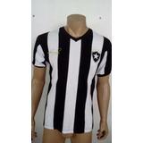 d6476b08f0 Camisa Retro Botafogo Mauricio 89 - Camisas de Times Brasileiros no ...