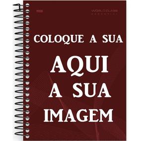 Caderno Universitario Personalizado 10 Mat. Papa Francisco