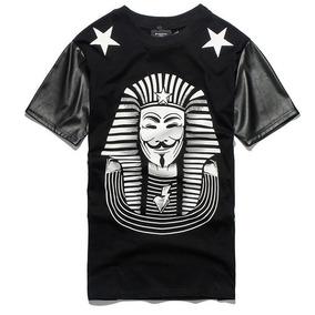 Camiseta Last Kings Lk Importada - Camisetas Manga Curta no Mercado ... e5c04e2ce02